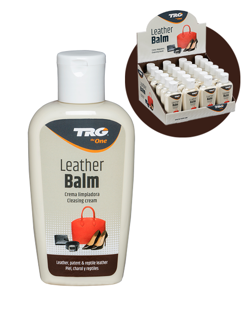 TRG LEATHER BALM 125 ML.